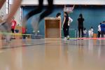 Gummitwist im Sportunterricht